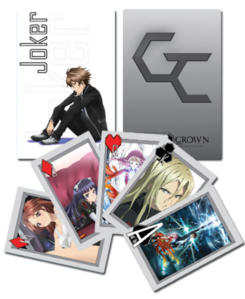 Guilty Crown Playing Cards