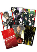 Heroes One-Punch Man Playing Cards