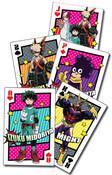 Hero Costumes My Hero Academia Playing Cards