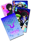 Code Geass R2 Playing Cards