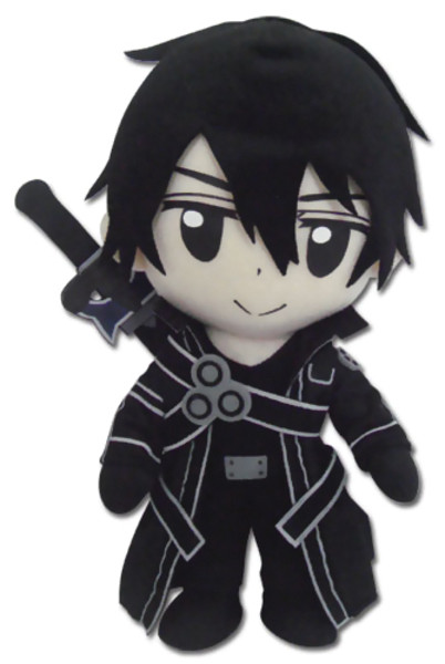 Kirito Sword Art Online Plush
