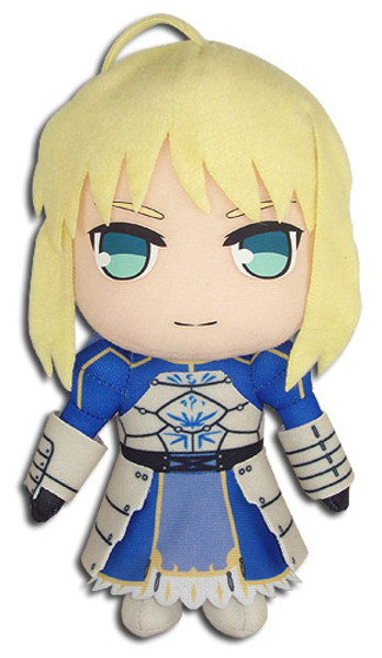 Saber Fate/Stay Night Plush