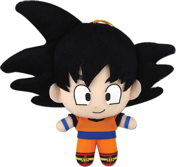 Goku Dragonball Z Plush