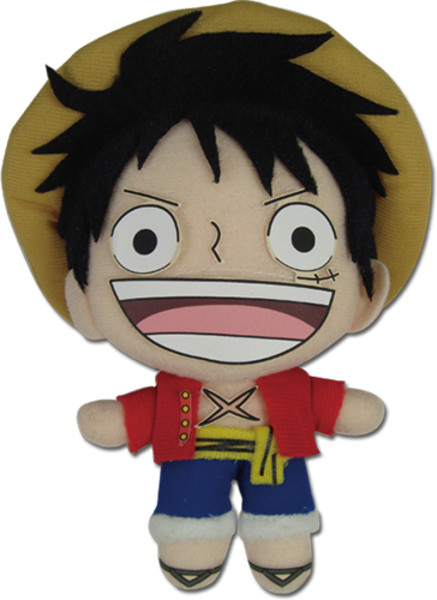 how to draw luffy new world
