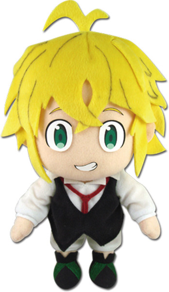 Meliodas The Seven Deadly Sins Plush