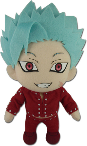 Ban The Seven Deadly Sins Plush