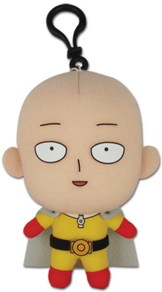 Saitama One-Punch Man Clip Plush
