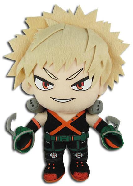 Bakugo Hero Costume My Hero Academia Plush