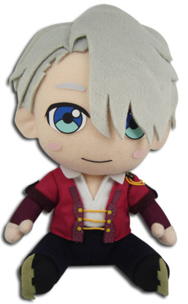Victor Nikiforov Dancing Clothes Yuri!!! On ICE Plush