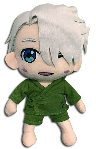 Victor Nikiforov Green Yukata Yuri!!! On ICE Plush