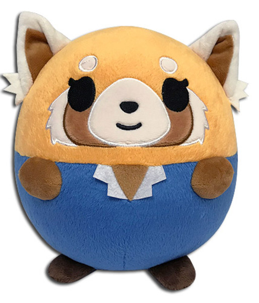 Smiling Face Retsuko Aggretsuko Ball Plush