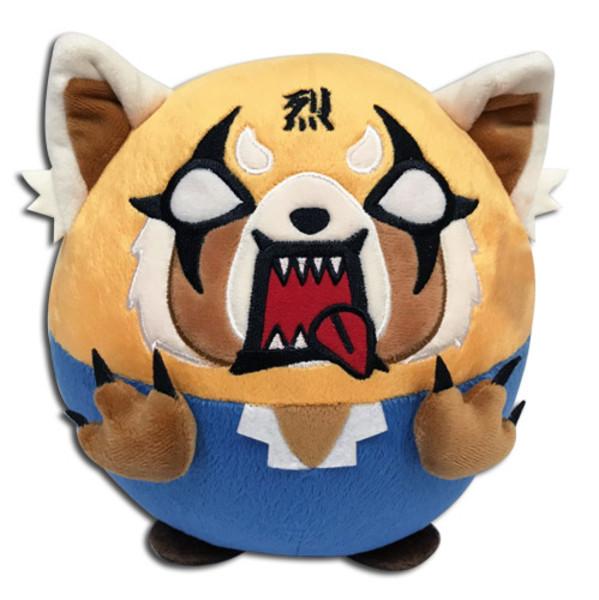 Raging Retsuko Aggretsuko Ball Plush