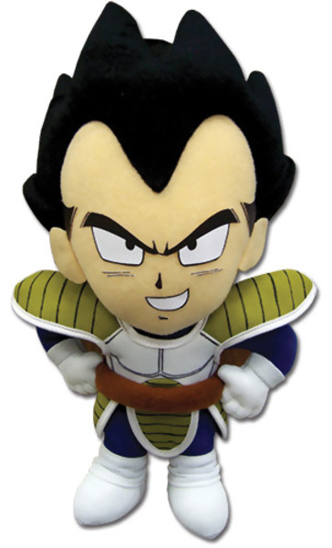 Dragon Ball Z Plush: Vegeta (8 in)