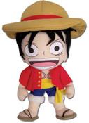 Luffy One Piece Plush