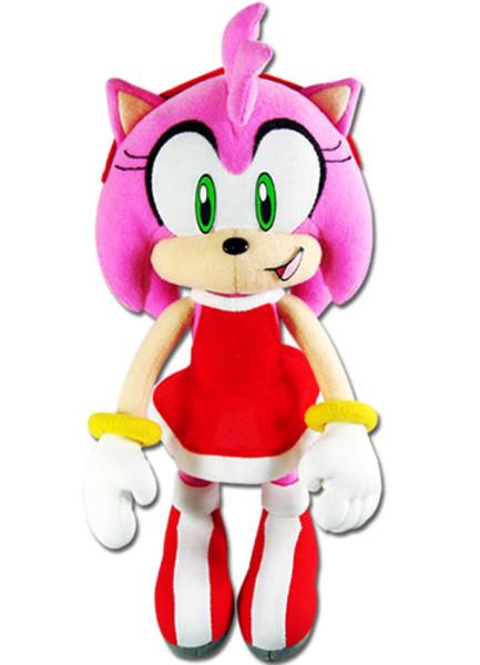Amy Rose Sonic Plush