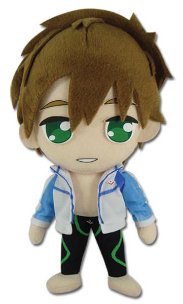 Makoto Swim Trunks and Jacket Free! Plush