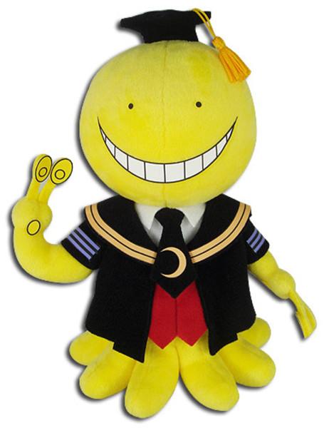 Koro-sensei Assassination Classroom Plush