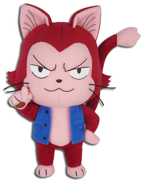 Lector Fairy Tail Plush