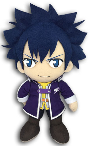 Gray Fairy Tail Plush