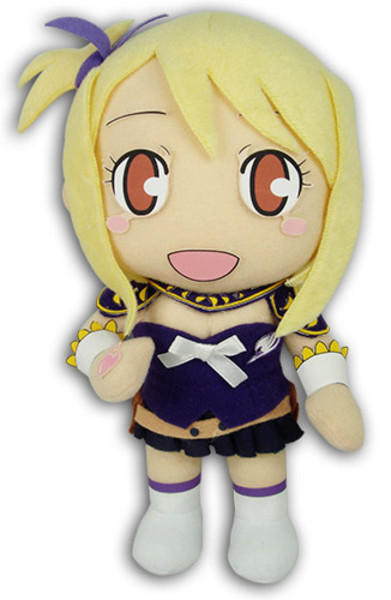 Lucy Fairy Tail Plush