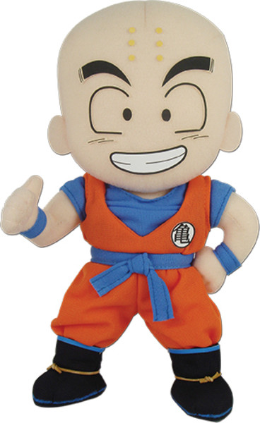 Krillin Dragon Ball Z Plush