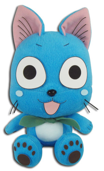 Happy Fairy Tail Plush