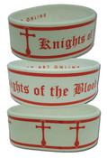 Sword Art Online Knights of the Blood Oath PVC Wristband