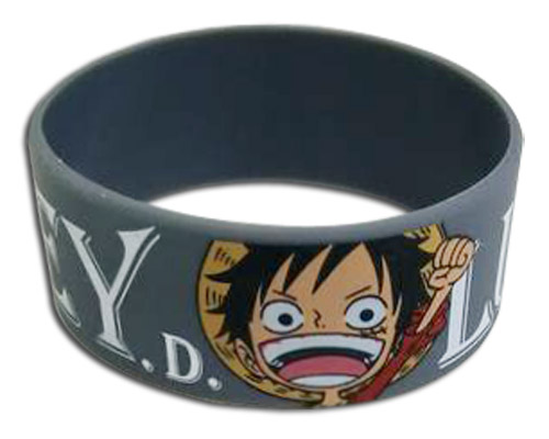 Monkey D. Luffy One Piece Wristband 699858542857