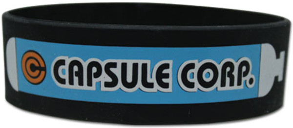 Capsule Corp Dragon Ball Z Wristband