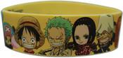 One Piece Punk Hazard Group Wristband
