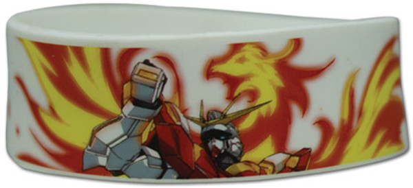 Burning Gundam Gundam Build Fighters Try Wristband