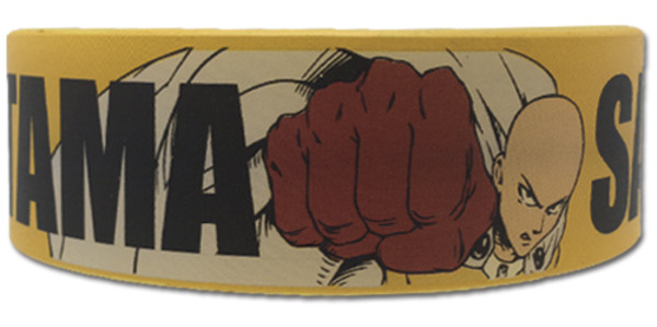 Saitama Knuckle One-Punch Man Wristband