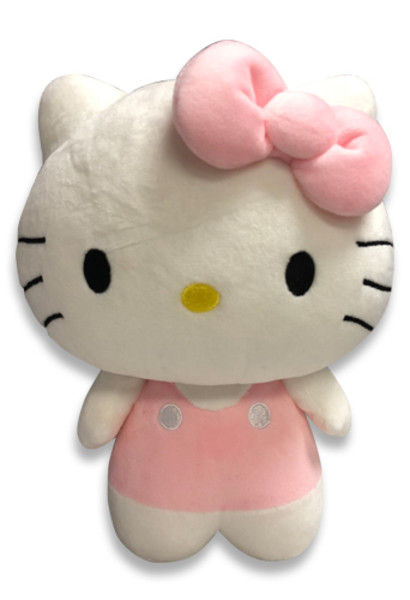 Pink Hello Kitty Plush