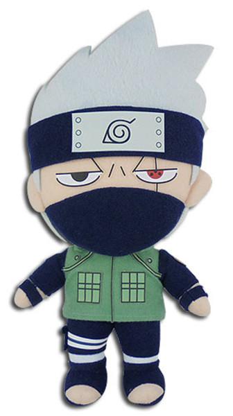 Kakashi Sharingan Naruto Shippuden Plush