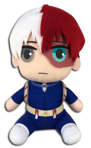 Todoroki Hero Costume My Hero Academia Plush