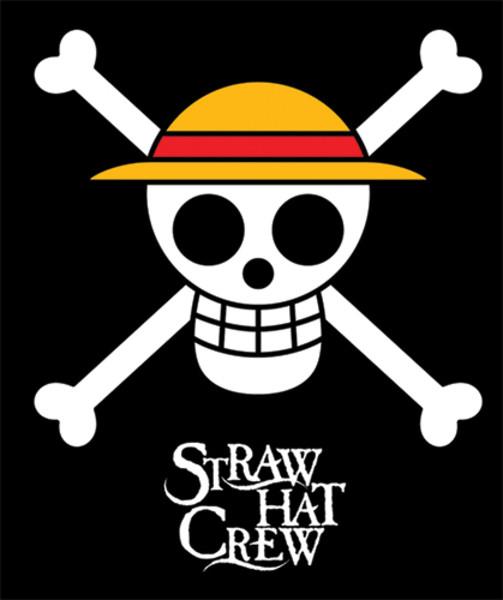 Straw Hat Crew Jolly Roger One Piece Blanket