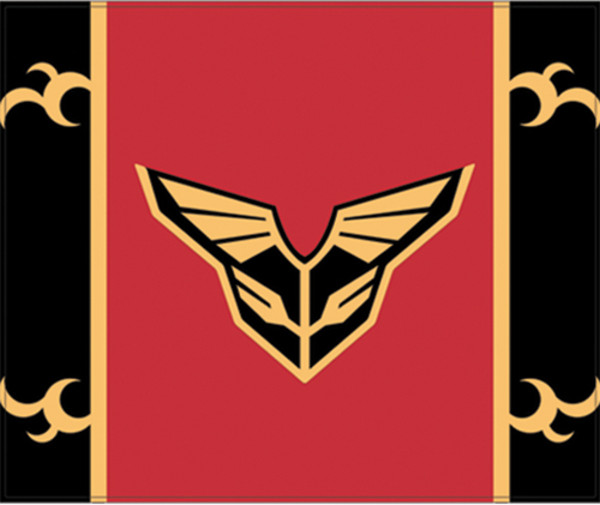 Sinanju Gundam Unicorn Throw Blanket
