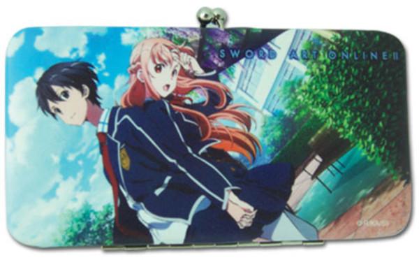 Kirito & Asuna Sword Art Online II Wallet