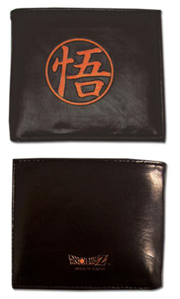Goku Symbol Dragonball Z Bi-Fold Wallet