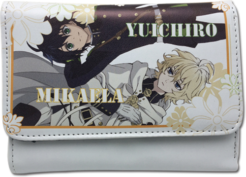 Mikaela and Yucihiro Seraph of the End Wallet