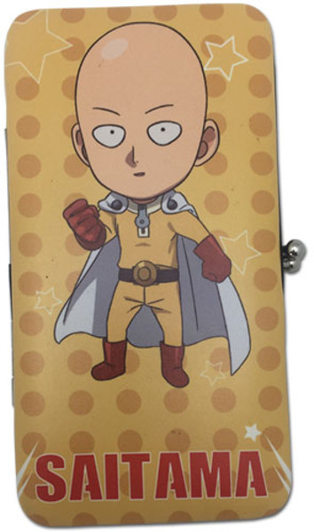 Saitama One-Punch Man Hinge Wallet
