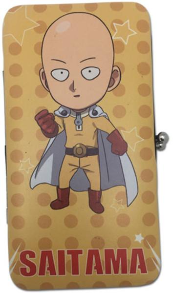 Saitama One-Punch Man Hinge Wallet