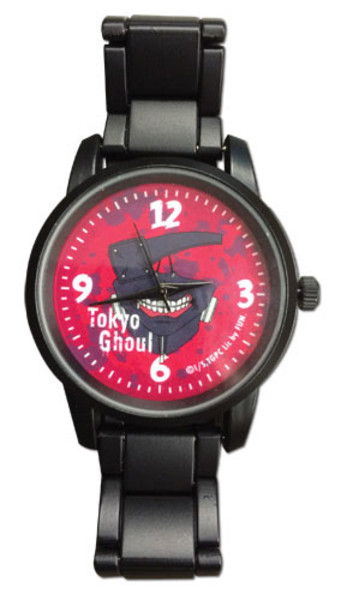 Kaneki's Mask Tokyo Ghoul Metal Watch