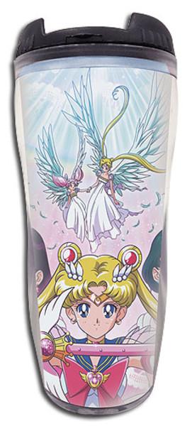 Sailor Moon Super S Group Tumbler