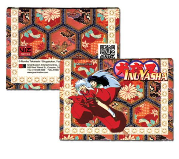 Inu Yasha Memo Pad: Inu Yasha and Kagome
