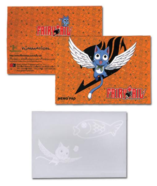 Happy Fairy Tail Memo Pad