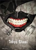 Kaneki Mask Tokyo Ghoul Poster