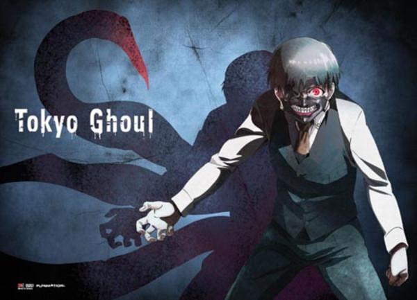 Kaneki Kagune Tokyo Ghoul Poster