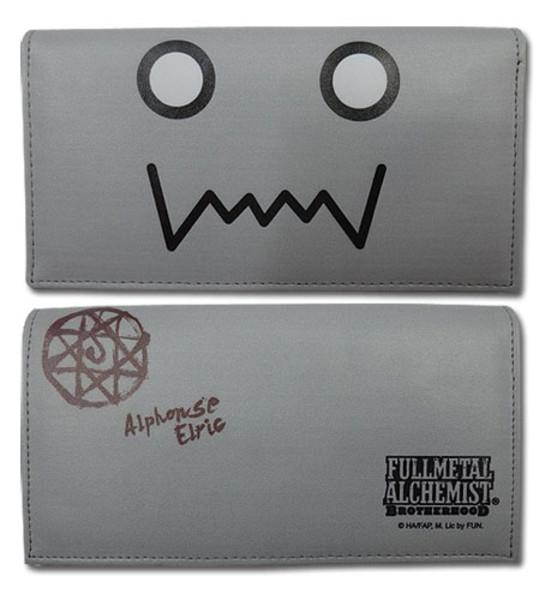 Huh? Alphonse Elric Fullmetal Alchemist Brotherhood Wallet