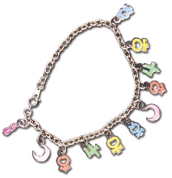 Symbols Sailor Moon Bracelet